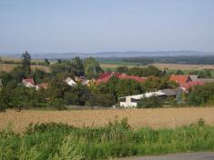 Pohled naBařice