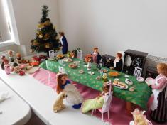 Rodinné vánoční setkání