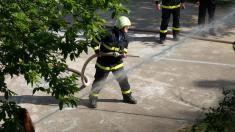 Dobrovolní hasiči připravili další hodové slavnosti