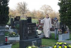 Nazdobené hroby