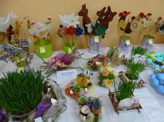 Drobné velikonoční dekorace