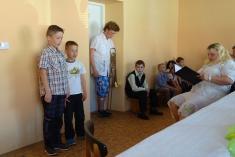 Přednes kluků Bartošových