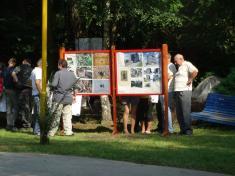 Výstava zajímavých fotografií