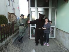Veselý medvěd