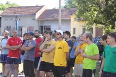 II. ročník nohejbalového turnaje trojic