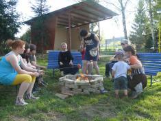 Závěrečný táborák