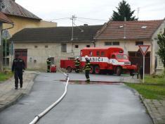 Sulimovští hasiči