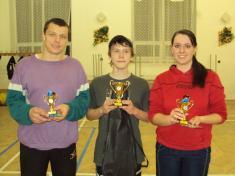 Medailisté turnaje