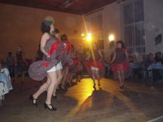 Ukázka tanečního kankánu