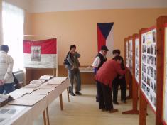 Výstava fotografií zhistorie obce