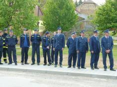 Dobrovolní hasiči